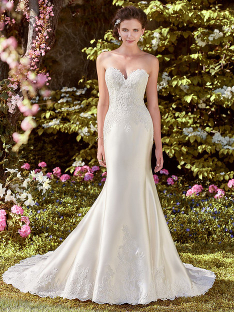 Laynie Wedding                                          dress by Rebecca Ingram