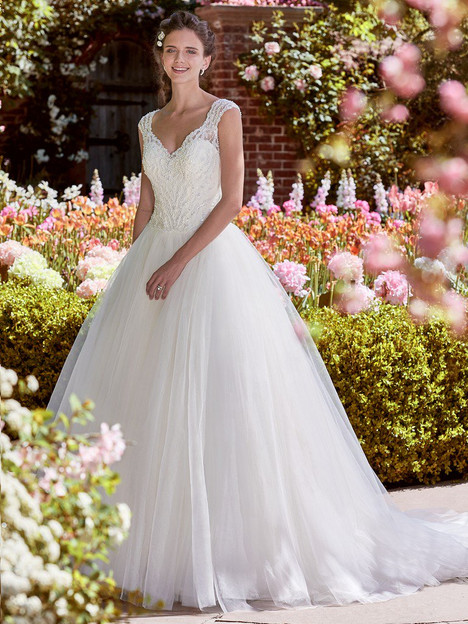 Leanne Wedding                                          dress by Rebecca Ingram