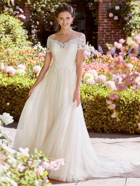 Michelle Wedding                                          dress by Rebecca Ingram