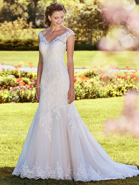Nancy Wedding                                          dress by Rebecca Ingram