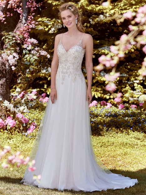 Nellie Wedding                                          dress by Rebecca Ingram