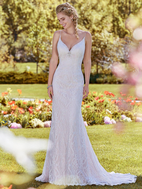 Polly Wedding                                          dress by Rebecca Ingram