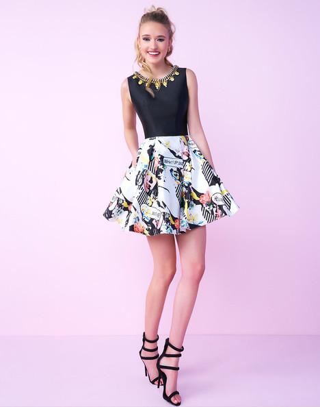 30483C (Black) Prom                                             dress by Mac Duggal : After Five