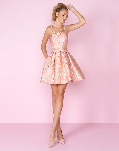 30521C (Blush Gold) Prom                                             dress by Mac Duggal : After Five