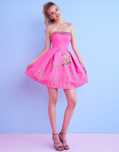 40693C (Princess Pink) Prom                                             dress by Mac Duggal : After Five