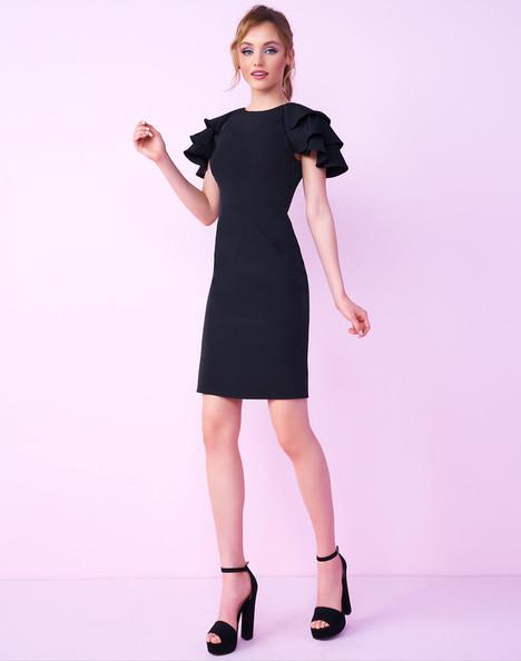 66224C (Black) Prom                                             dress by Mac Duggal : After Five