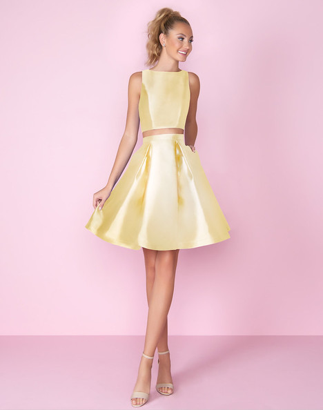 66548C (Lemon) Prom                                             dress by Mac Duggal : After Five