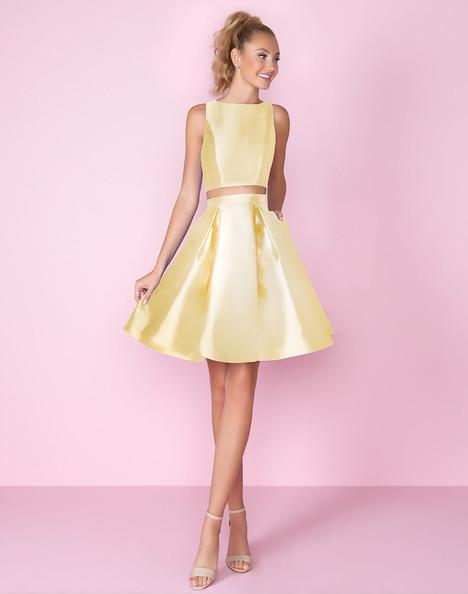 66548C (Lemon) Prom                                             dress by Mac Duggal : After Five