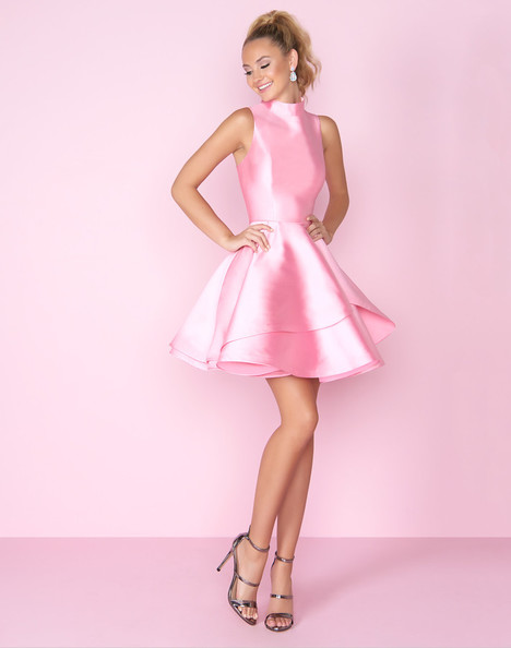66570C (Pink) Prom                                             dress by Mac Duggal : After Five