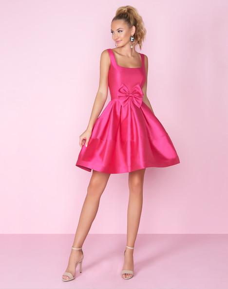 66571C (Hot Pink) Prom                                             dress by Mac Duggal : After Five