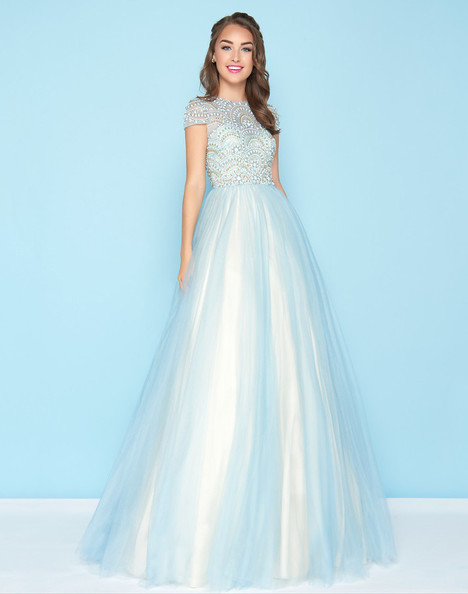 48412H (Powder Blue) Prom                                             dress by Mac Duggal : Ball Gowns