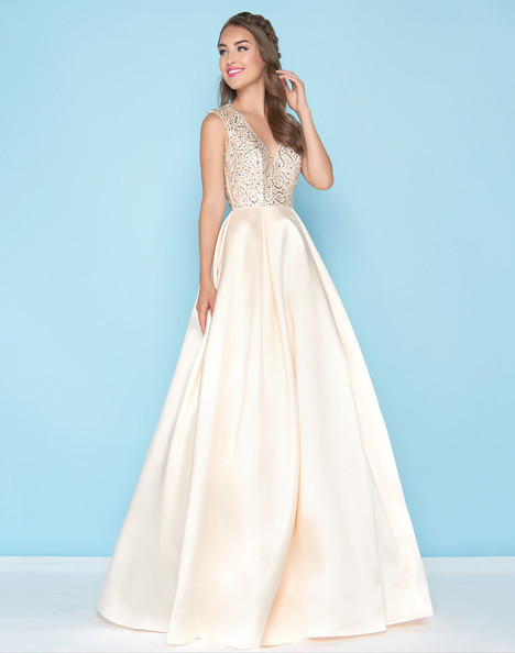 48591H (Candlelight) Prom                                             dress by Mac Duggal : Ball Gowns