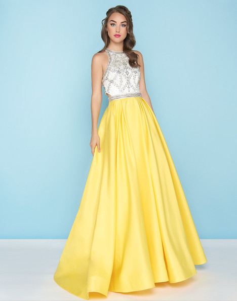 77331H (Lemon) Prom                                             dress by Mac Duggal : Ball Gowns