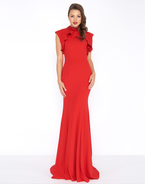 2014R (Red) Prom dress by Mac Duggal : Black White Red
