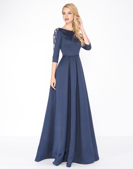 25850R (Midnight) Prom dress by Mac Duggal : Black White Red