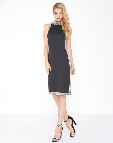 62921R (Black) Prom dress by Mac Duggal : Black White Red