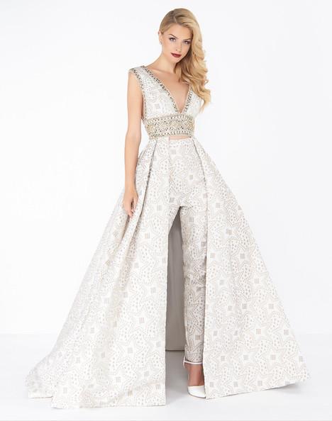 79149R (Star Shine) Prom dress by Mac Duggal : Black White Red