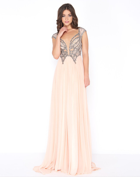 20053A (Blush) Prom                                             dress by Cassandra Stone