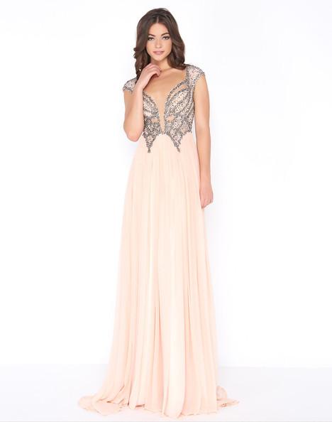 20053A (Blush) Prom                                             dress by Cassandra Stone