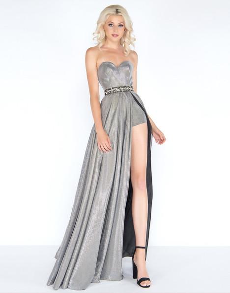 2027A (Mercury) Prom dress by Cassandra Stone
