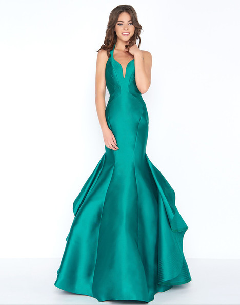 48436A (Deep Emerald) Prom                                             dress by Cassandra Stone