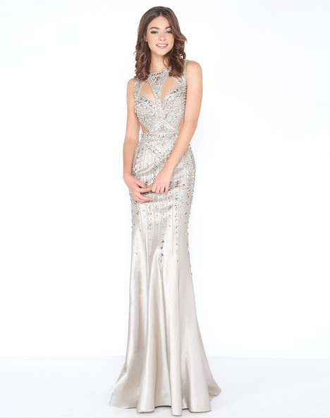 50362A (Platinum) Prom                                             dress by Cassandra Stone