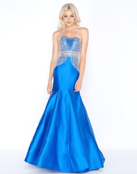 62980A (Royal) Prom                                             dress by Cassandra Stone