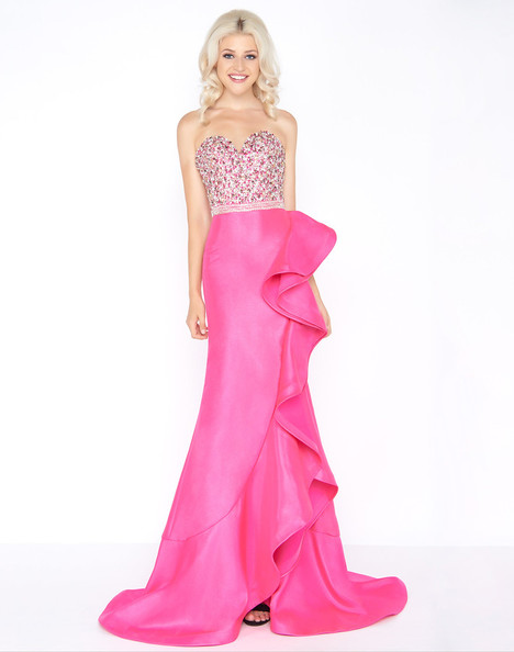 66527A (Haute Pink) Prom                                             dress by Cassandra Stone