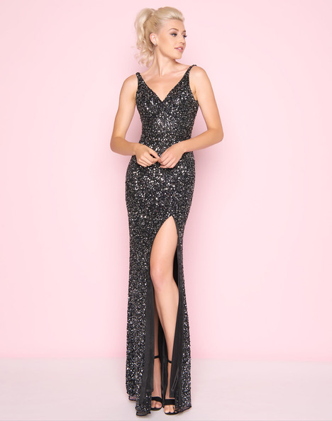 1068L (Black) Prom                                             dress by Mac Duggal : Flash
