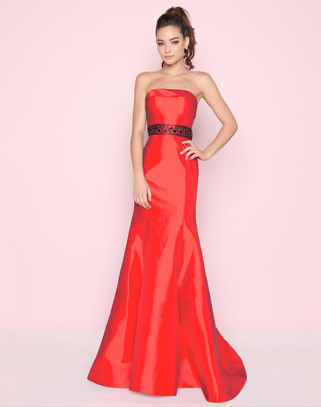 12038L (Red) Prom                                             dress by Mac Duggal : Flash