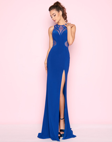 2021L (Royal) Prom                                             dress by Mac Duggal : Flash