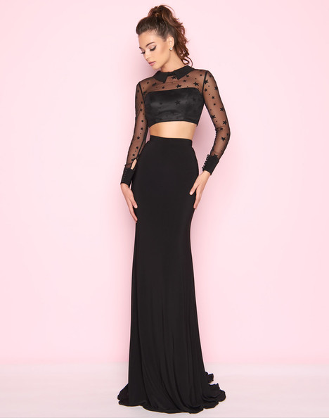 2039L (Black) Prom                                             dress by Mac Duggal : Flash