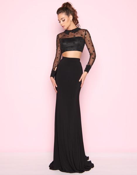 2039L (Black) Prom                                             dress by Mac Duggal : Flash