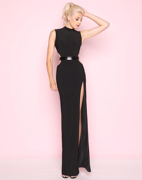 25008L (Black) Prom dress by Mac Duggal : Flash