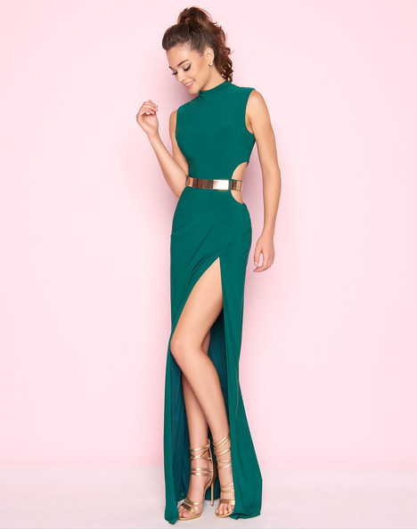 25008L (Emerald) Prom                                             dress by Mac Duggal : Flash