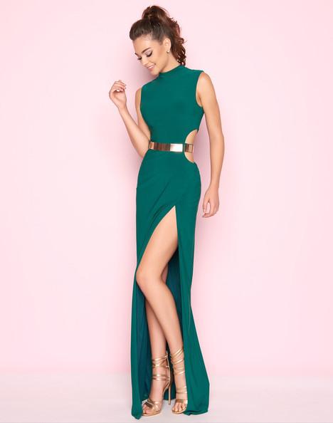 25008L (Emerald) Prom dress by Mac Duggal : Flash