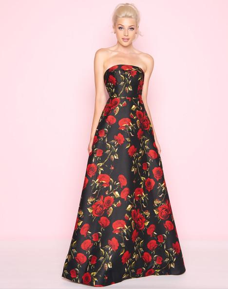 25263L (Black) Prom                                             dress by Mac Duggal : Flash