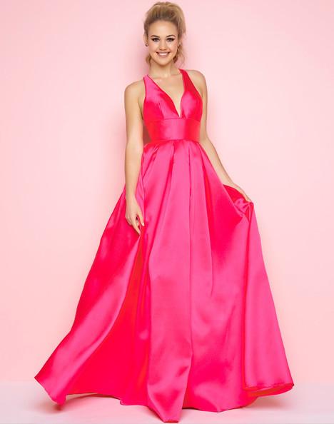 25534L (Lipstick) Prom                                             dress by Mac Duggal : Flash