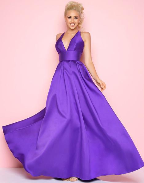 25534L (Purple) Prom                                             dress by Mac Duggal : Flash