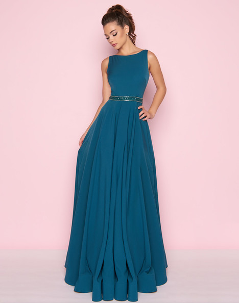 25608L (Teal) Prom                                             dress by Mac Duggal : Flash