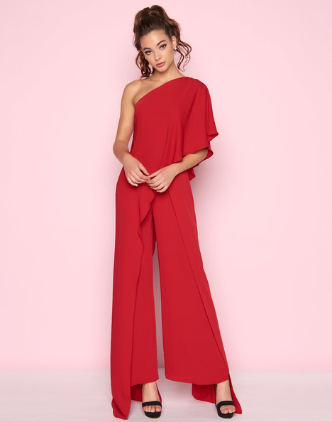 25737L (Red) Prom                                             dress by Mac Duggal : Flash