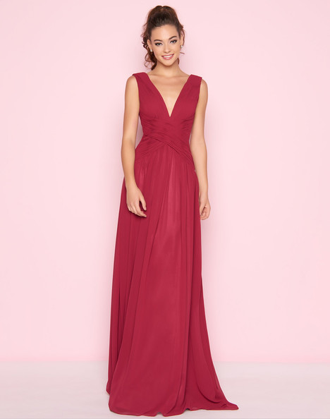 55149L (Burgundy) gown from the 2018 Mac Duggal : Flash collection, as seen on dressfinder.ca