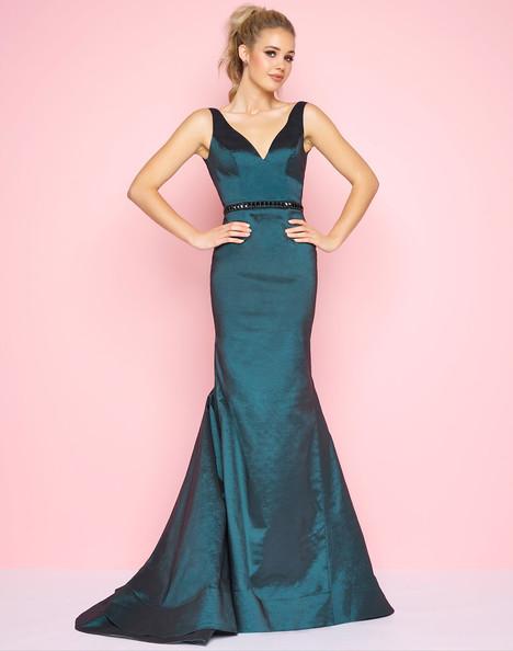 62608L (Bottle Green) Prom                                             dress by Mac Duggal : Flash