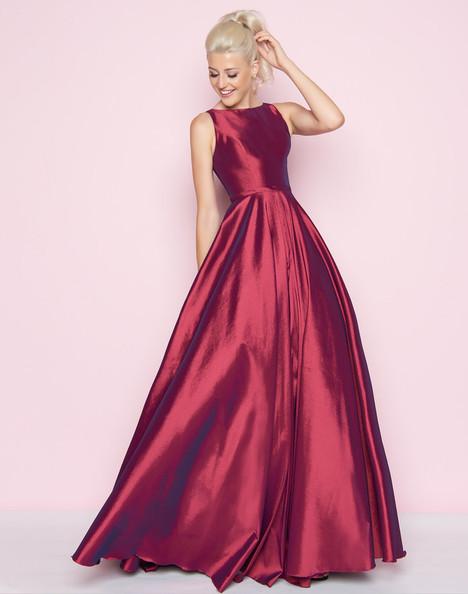 66562L (Burgundy) Prom                                             dress by Mac Duggal : Flash