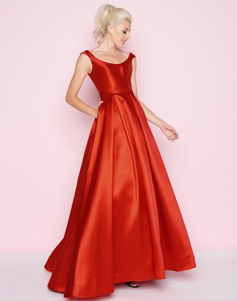 66564L (Red) Prom                                             dress by Mac Duggal : Flash