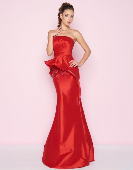66567L (Red) Prom                                             dress by Mac Duggal : Flash
