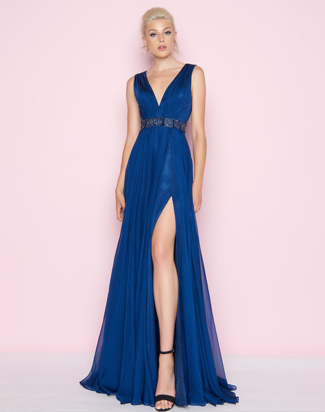 66568L (Navy) gown from the 2018 Mac Duggal : Flash collection, as seen on dressfinder.ca