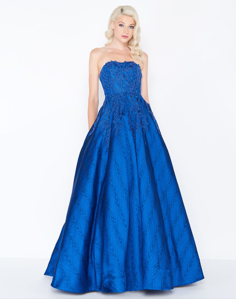 12025M (Sapphire) Prom                                             dress by Mac Duggal Prom