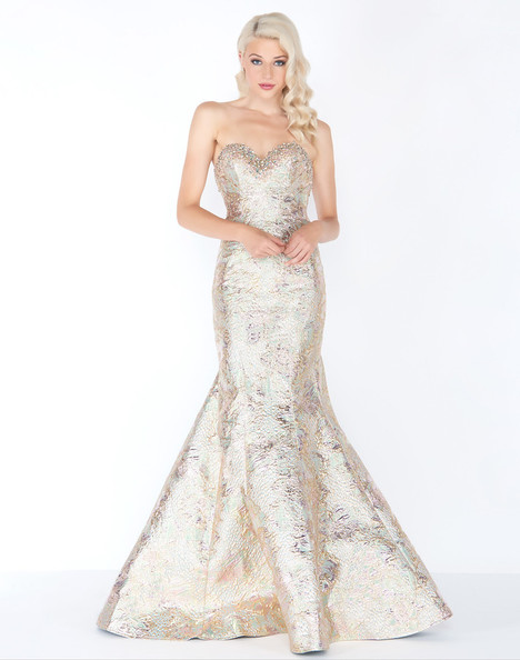 2015M (Gold) Prom                                             dress by Mac Duggal Prom