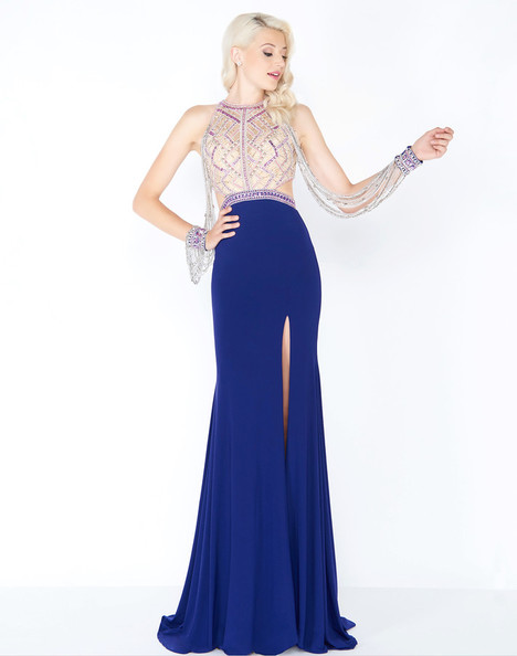 40777M (Royal Purple) Prom                                             dress by Mac Duggal Prom